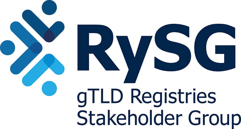 gTLD Registries Stakeholder Group Logo
